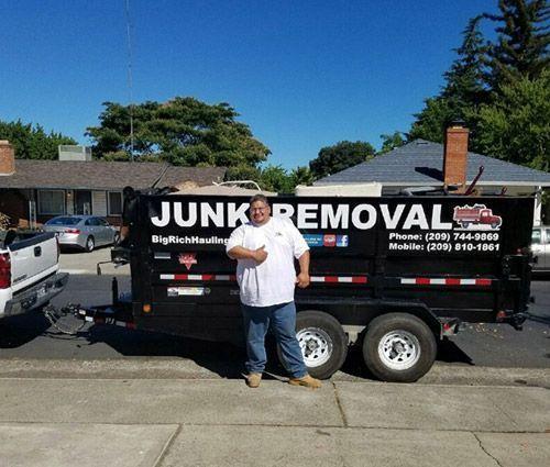 Bulk Trash Pick Up Sacramento Photo Of Republic Services